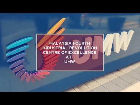Malaysia Fourth Industrial Revolution at UMW
