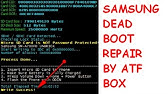 Repair Boot By Atf Plus Sdc Tool Youtube