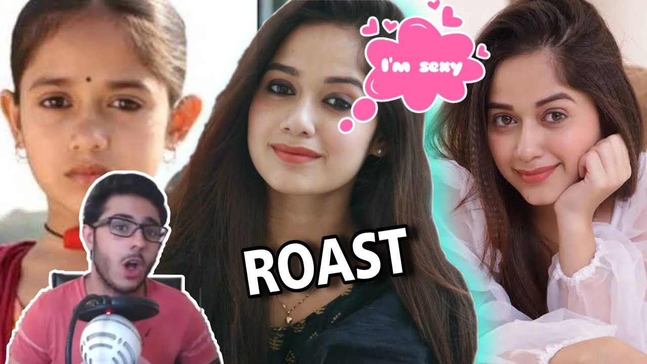 CarryMinati Roasted Jannat Zubair TikTok star #roast #tiktok ?