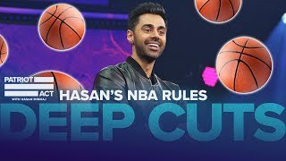Hasan Offers A Student Some Advice | Deep Cuts | Patriot Act with Hasan