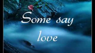 LeAnn Rimes - The Rose (lyrics)