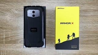 Защищенный смартфон Ulefone Armor X с IP68 - Обзор после месяца использования