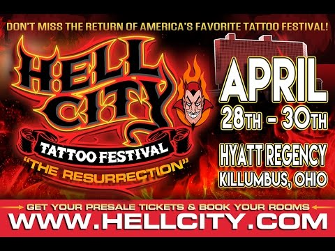 Hell City commercial OHIO 2017