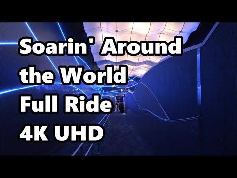 Soarin' Around the World in 4K UHD | Epcot | Walt Disney World