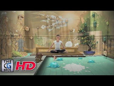 "CGI VFX Spot :  ""Create Magic""  by -  Luminous"