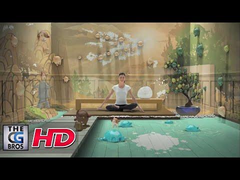 """CGI VFX Spot HD:  """"Create Magic""""  by -  Luminous"""