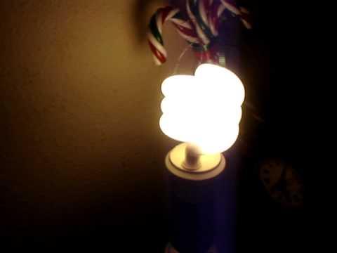 2005 CONSERV ENERGY light bulb burning out #2