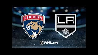 Panthers top Kings for fourth-straight win[Mark Schwarzer]