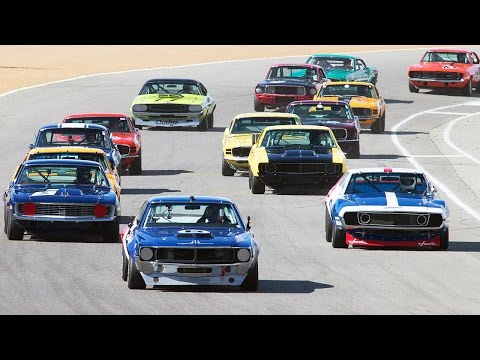 REPLAY: Finals Day 1 - Rolex Monterey Motorsport Reunion!