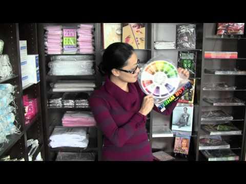 Jordane Cosmetics Store Tour - YouTube