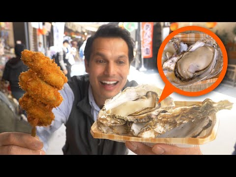 Hiroshima Street Food Guide (on Miyajima Island) ★ ONLY in JAPAN