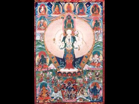 Thousand Armed Buddha Avalokiteśvara Mantra
