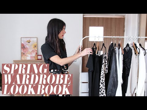 SPRING WARDROBE LOOKBOOK: Nine Minimal Style Looks for Warmer Weather | Mademoiselle