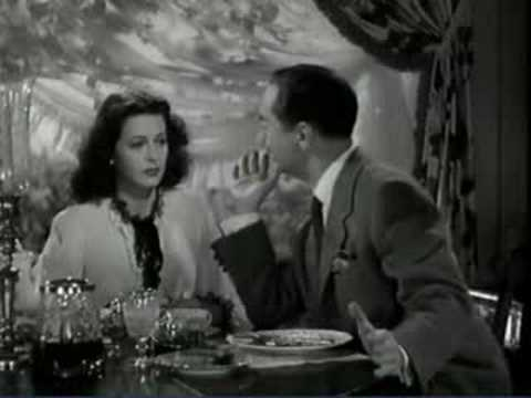 The Heavenly Body  Hedy Lamarr & William Powell