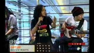 Boys N Root - Get Up (811 Show)