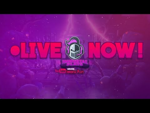 Facecam Fortnite Battle Royale Multiplayer [Live] Fun and Feeds | 4/5 Sponsors