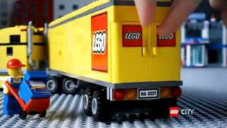 Camion Lego City L3221.flv
