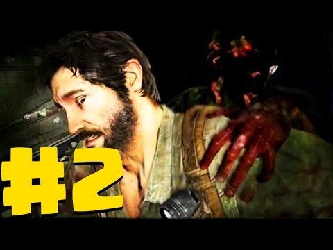 IL PRIMO INCONTRO CON GLI INFETTI!! - The Last Of Us #2