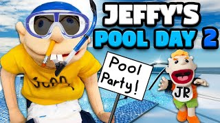 SML Parody: Jeffy's Pool Day 2!