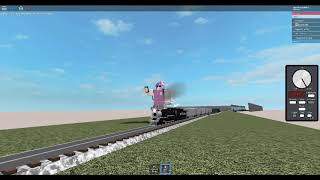 Ro scale train In Roblox