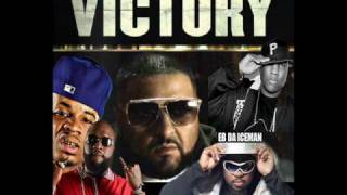 "Dj Khaled - Put Your Hands Up ""REMIX"" Young Jeezy, Rick Ross Plies & EB DA ICEMAN"