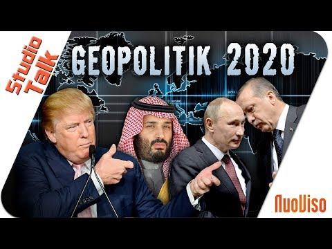 Geopolitik 2020 - Christoph Hörstel im NuoViso Talk
