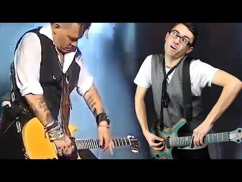 How To Play Guitar Like Johnny Depp!