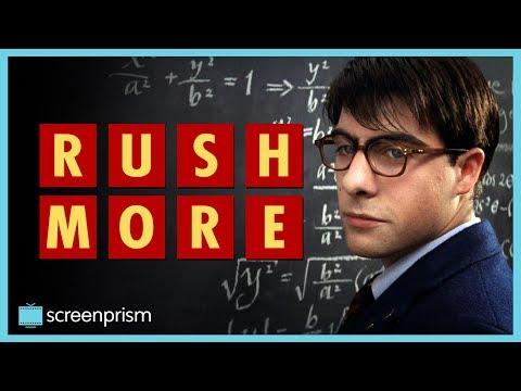 Rushmore: Portrait of Wes Anderson as a Young Man