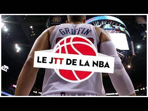 JTT - Blake Griffin transféré à Détroit !