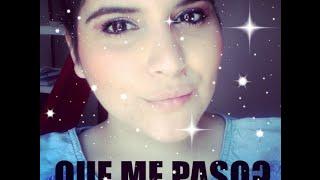 QUE ME PASO?/ EXPLICACION LEUCEMIA☤/ FRANCIA ♥♥