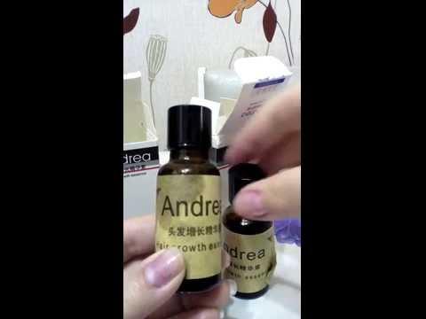 Андреа масло для волос Алиэкспресс Натуральнное и подделка