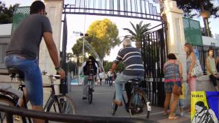Vintage Bicycles ride in Limassol Cyprus