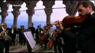 VIVALDI Flute Concerto No  1 in F major, RV 433 La tempesta di mare I Solisti Veneti Orq D° Claudio