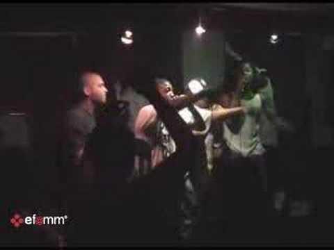 Extended Famm - Line Drop (live)
