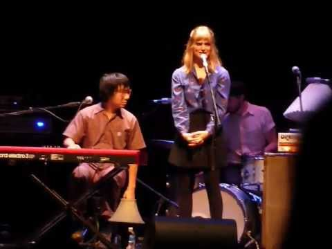 A Fine Frenzy Concert - Alison Sudol Dancing