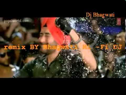 SON OF  SARDAAR  MIX DJ  BHAGWATI