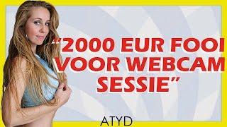 """""""2000 EUR FOOI VOOR WEBCAMSESSIE"""" - VERONA VAN DE LEUR & EDO BRUNNER (EXTRA VERHAAL)"""