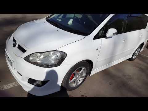 Toyota Ipsum 4WD 2007.Отзыв клиента!