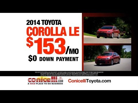 Toyotau0027s #1 For Everyone Savings Event At Conicelli Toyota In Springfield