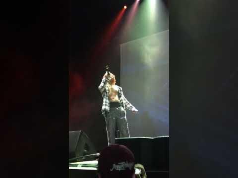 Trippie Redd - Dark Knight Dummo (Live) Houston, Texas 2/15/18