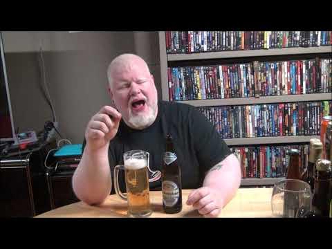 Weihenstephaner Original Helles NA : Albino Rhino Non Alcoholic Review