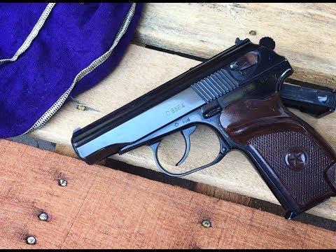 German Makarov Overview (Gun Show Find)