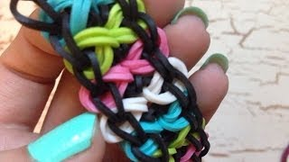 How to Make the BowTie Rainbow Loom Bracelet !