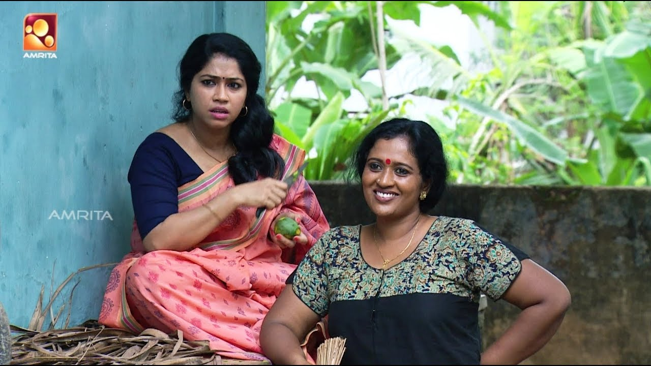 Aliyan vs Aliyan | Comedy Serial | Amrita TV | Ep : 264 | Rakhiyude Sankadavum Thankathinte Dukhavum