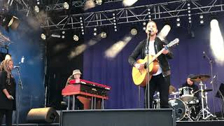 James Morrison - Slowly - Snowpenair 🇨🇭 - 06/04/2019