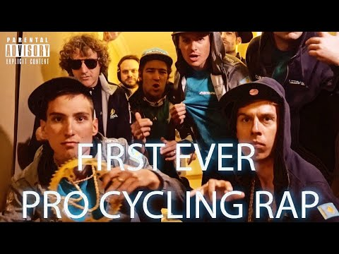 Astana Pro Team - First Ever Pro Cycling Rap