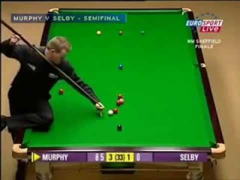 The Ten Best Shots in Snooker History Ever