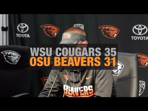Gary Andersen on Oregon State Beavers