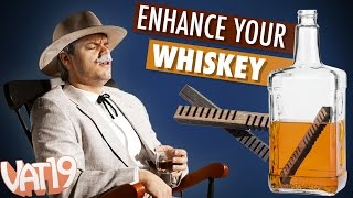 Dramatically Improve Bad Whiskey