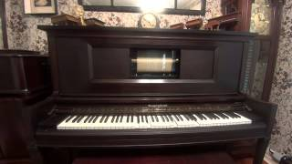 1924 Marshall & Wendell Ampico Reproducing Piano - Dance Of The Blue Danube